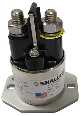 Bi-Stable Relay 12VDC and 24VDC