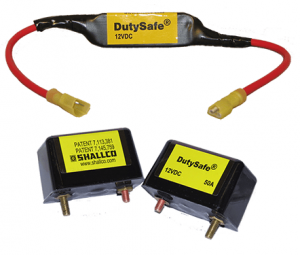 Duty Cycle Circuit Protection