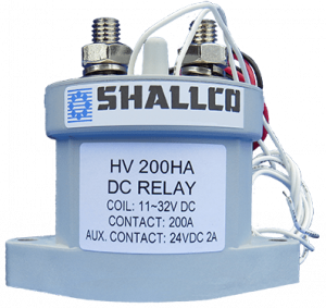 High Voltage Relay - 200Amps