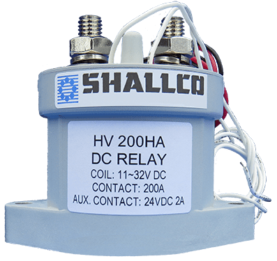 High Voltage Relay - 200 Series
