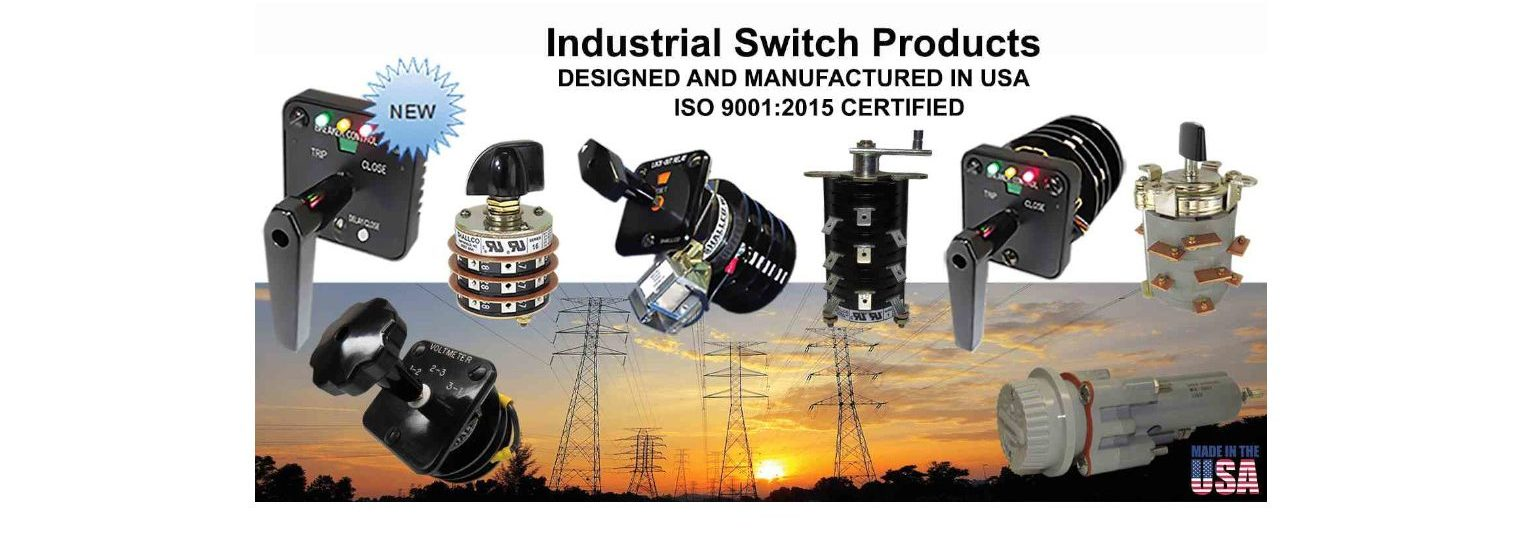 Industrial Switch Productb