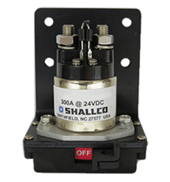 Lock Out Tag Out Bi-Stable Relay