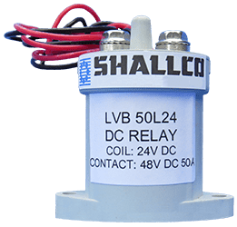 Low Voltage Bi-Stable Relay