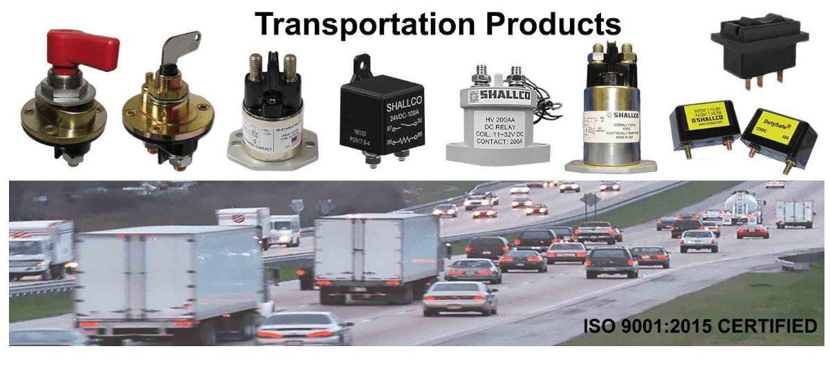 Transportation Productsa