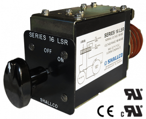 Latching Switch Relay - Series 16